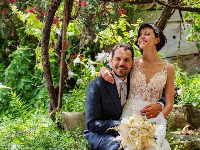 Il matrimonio di Nicola e Anna a Procida, Napoli 30