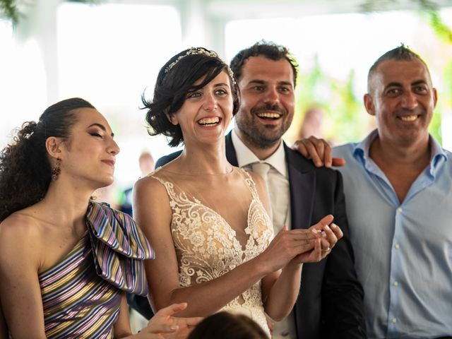 Il matrimonio di Nicola e Anna a Procida, Napoli 43