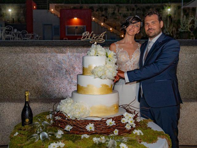 Il matrimonio di Nicola e Anna a Procida, Napoli 44