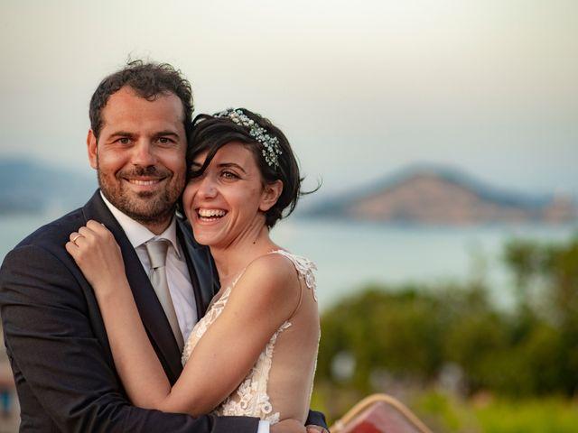 Il matrimonio di Nicola e Anna a Procida, Napoli 46