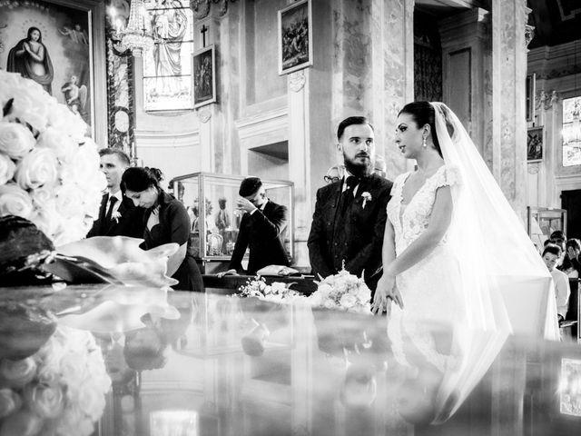 Il matrimonio di Adriano e Raffaella a Asti, Asti 25