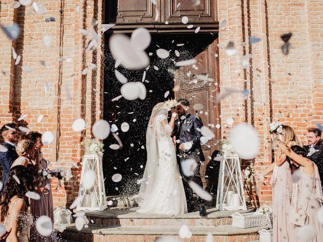 Il matrimonio di Adriano e Raffaella a Asti, Asti 26