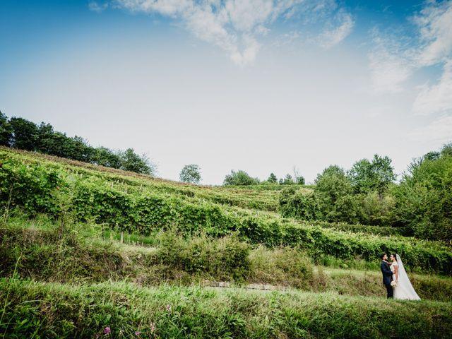 Il matrimonio di Adriano e Raffaella a Asti, Asti 33