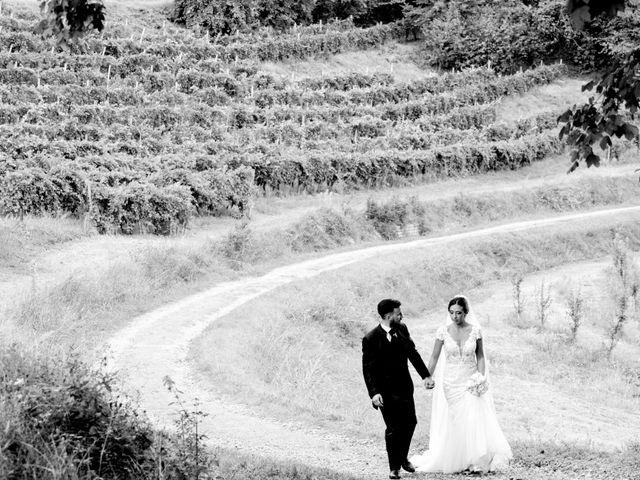 Il matrimonio di Adriano e Raffaella a Asti, Asti 35