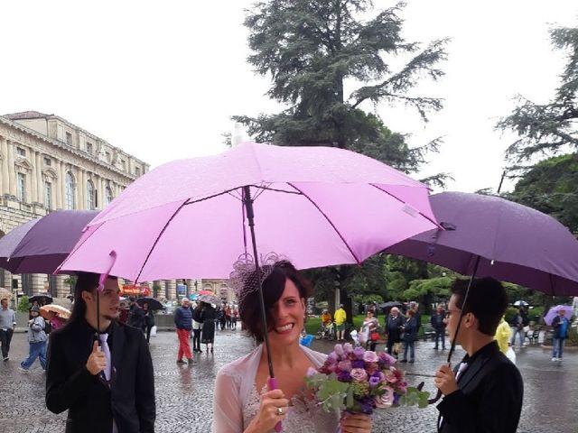 Il matrimonio di Nik e Ross a Verona, Verona 4