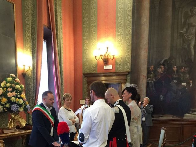 Il matrimonio di Nik e Ross a Verona, Verona 6