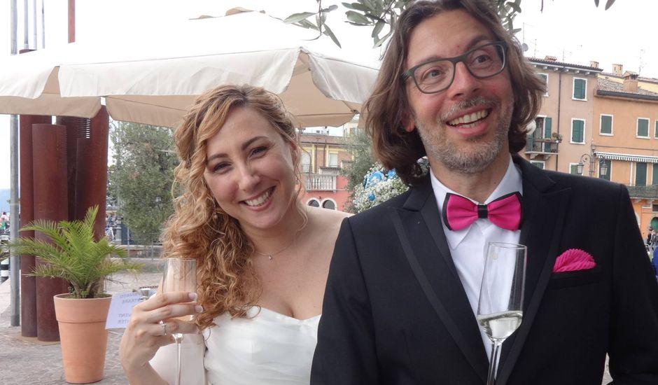 Il matrimonio di Flavio e Giulia a Lazise, Verona