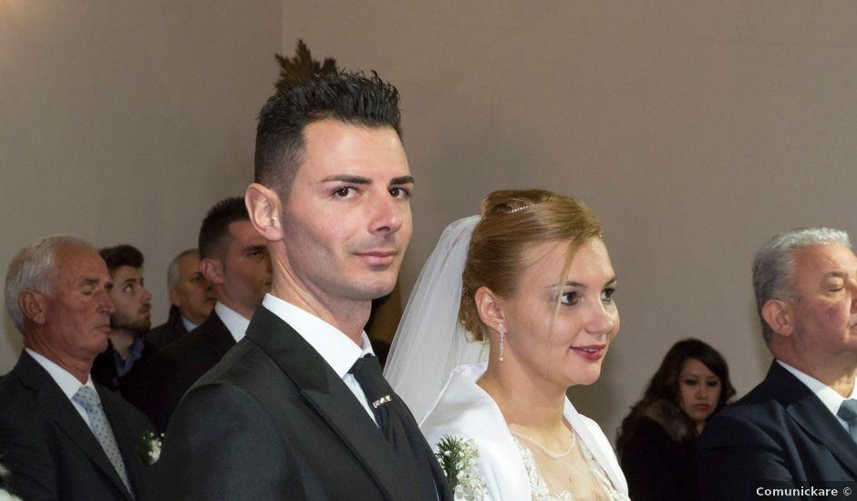 Il matrimonio di Roberto e Rossella a Castro, Lecce