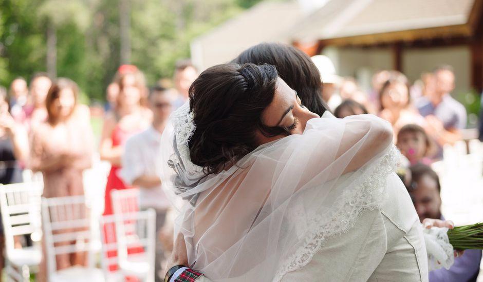 Il matrimonio di Andrea e Maria Cristina a Golasecca, Varese
