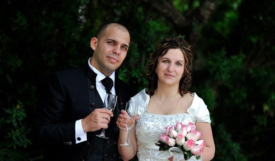 Il matrimonio di Gabriele e Daniela a Ulassai, Nuoro
