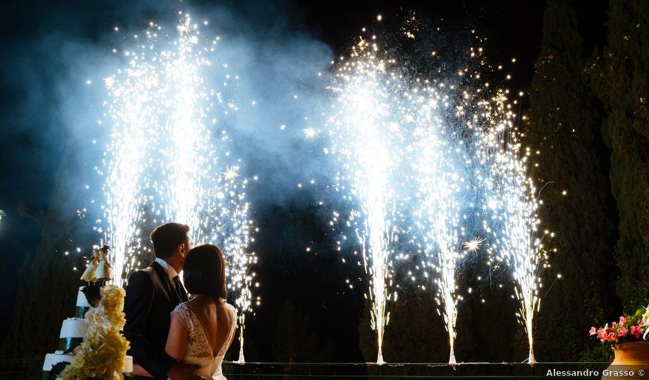 Il matrimonio di Corrado e Emma a Taormina, Messina