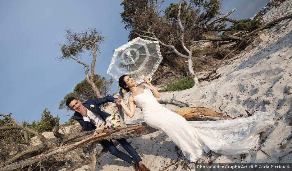 Il matrimonio di Francesco e Sara a Alghero, Sassari