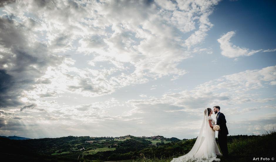Il matrimonio di Adriano e Raffaella a Asti, Asti
