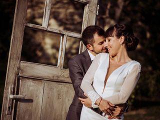 Le nozze di Tatiana e Alessandro