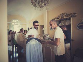 Le nozze di Alessia e Francesco 1