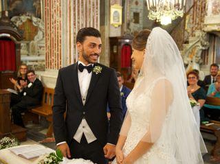 Le nozze di Gianluca e Erika 1
