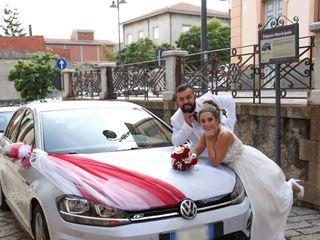 Le nozze di Melania e Andrea 1