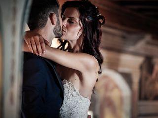 Le nozze di Federica e Daniel
