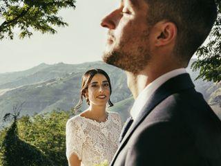 Le nozze di Ester e Antonio