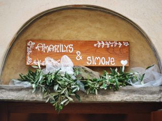 Le nozze di Amarylis e Simone 1