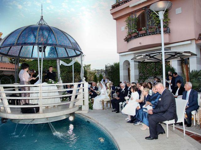 Il matrimonio di Fabio e Tatiana a Roma, Roma 18