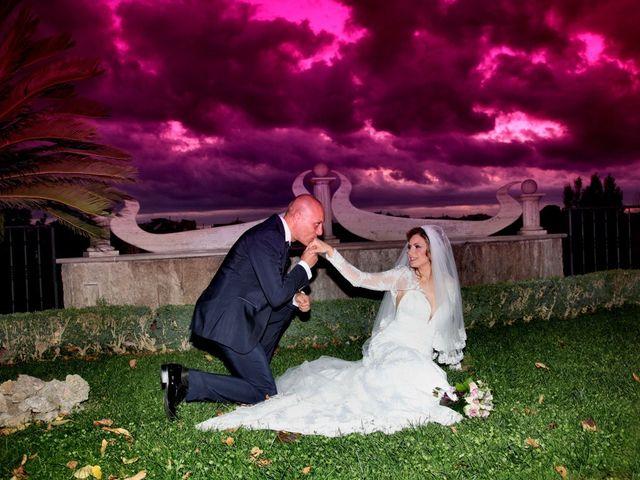 Le nozze di Tatiana e Fabio