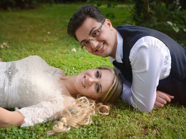 Il matrimonio di Giuseppe e Daniela a Santarcangelo di Romagna, Rimini 1