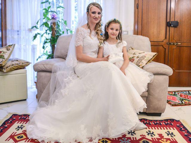 Il matrimonio di Giuseppe e Daniela a Santarcangelo di Romagna, Rimini 10