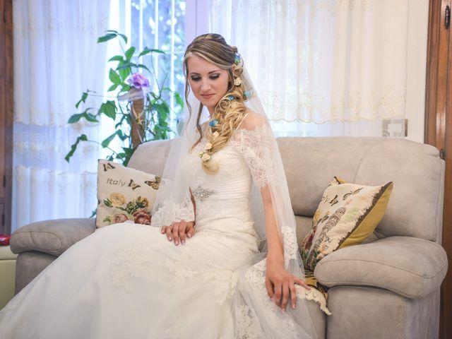 Il matrimonio di Giuseppe e Daniela a Santarcangelo di Romagna, Rimini 11