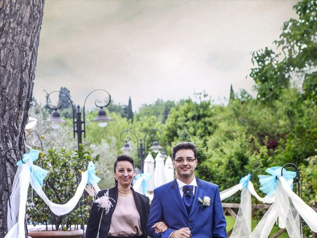 Il matrimonio di Giuseppe e Daniela a Santarcangelo di Romagna, Rimini 17
