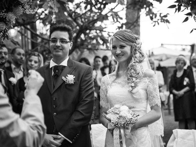 Il matrimonio di Giuseppe e Daniela a Santarcangelo di Romagna, Rimini 21