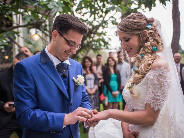 Il matrimonio di Giuseppe e Daniela a Santarcangelo di Romagna, Rimini 22