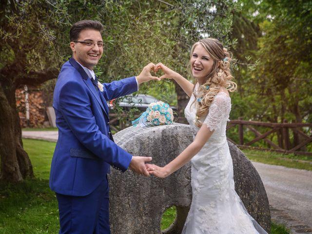 Il matrimonio di Giuseppe e Daniela a Santarcangelo di Romagna, Rimini 40