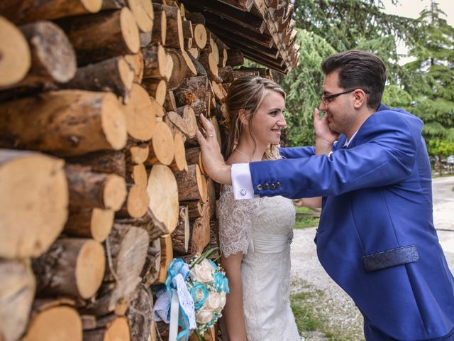 Il matrimonio di Giuseppe e Daniela a Santarcangelo di Romagna, Rimini 51