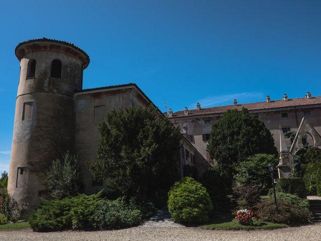 Il matrimonio di Fausto e Roberta a Desana, Vercelli 1