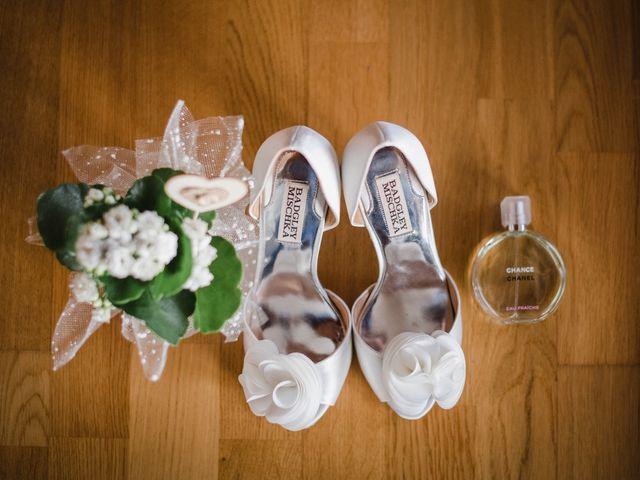 Il matrimonio di Alessandro e Tatiana a Vimercate, Monza e Brianza 2