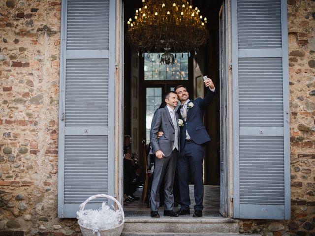 Il matrimonio di Alessandro e Tatiana a Vimercate, Monza e Brianza 25