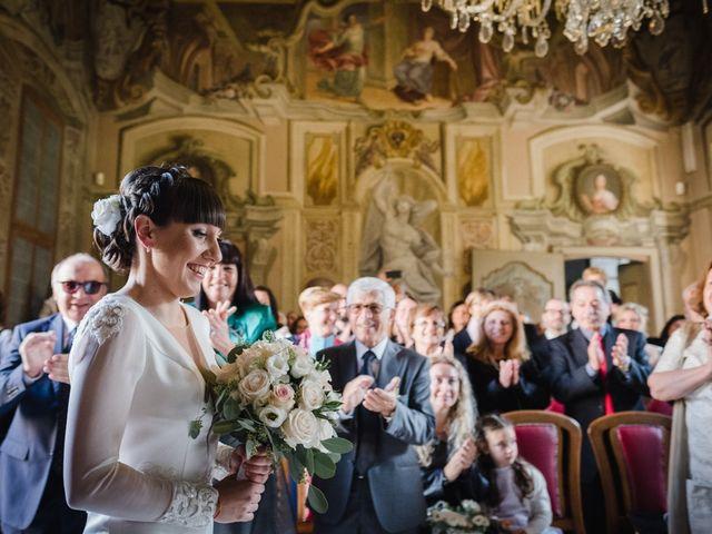 Il matrimonio di Alessandro e Tatiana a Vimercate, Monza e Brianza 26