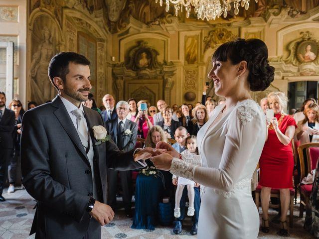 Il matrimonio di Alessandro e Tatiana a Vimercate, Monza e Brianza 35