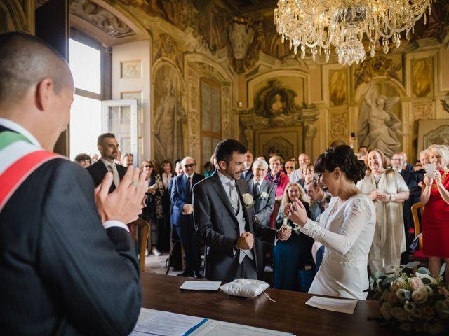 Il matrimonio di Alessandro e Tatiana a Vimercate, Monza e Brianza 36