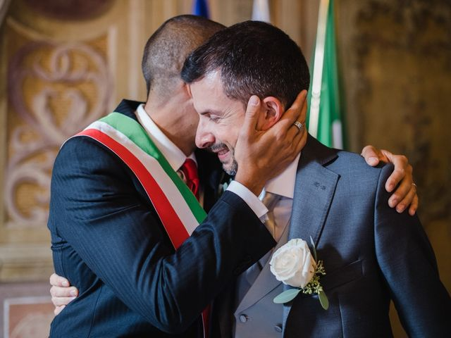 Il matrimonio di Alessandro e Tatiana a Vimercate, Monza e Brianza 40