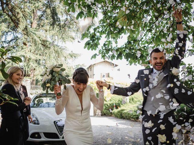 Il matrimonio di Alessandro e Tatiana a Vimercate, Monza e Brianza 58