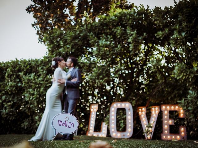 Il matrimonio di Alessandro e Tatiana a Vimercate, Monza e Brianza 86
