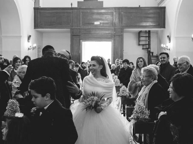 Il matrimonio di Tudor  e Federica  a Mirabella Eclano, Avellino 5