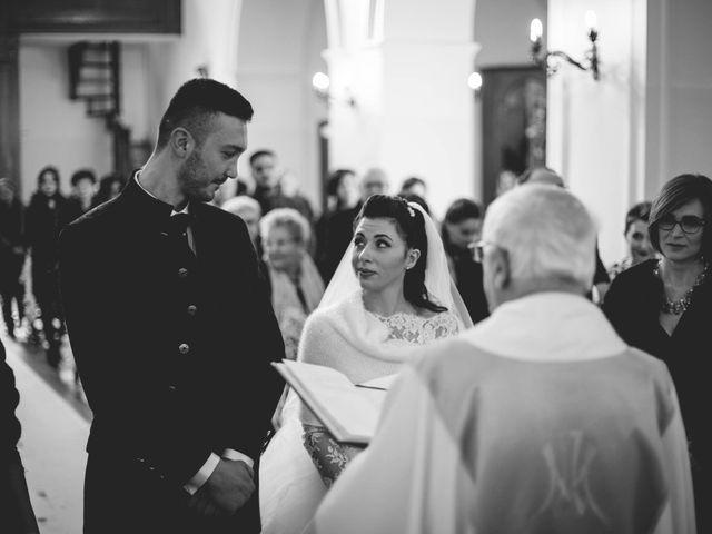 Il matrimonio di Tudor  e Federica  a Mirabella Eclano, Avellino 12