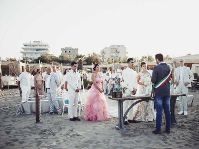 Il matrimonio di Roger e Ilenia a Chioggia, Venezia 34