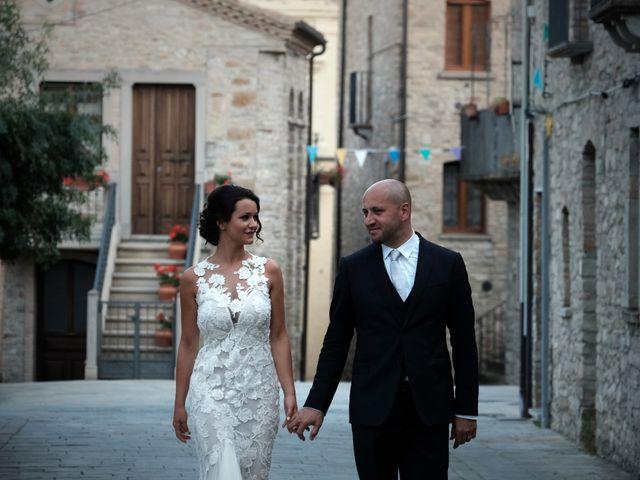Le nozze di Roberta e Sallam
