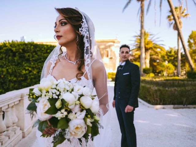 Il matrimonio di Christian e Sebastiana a Ragusa, Ragusa 36