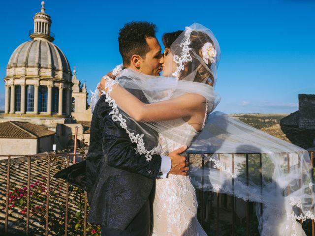 Il matrimonio di Christian e Sebastiana a Ragusa, Ragusa 38
