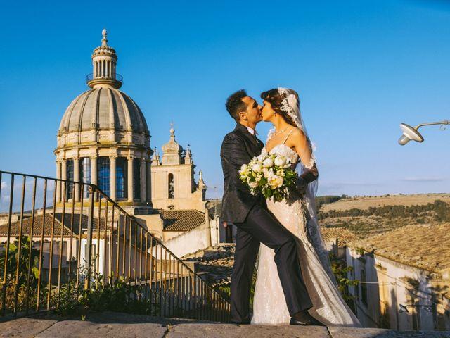 Le nozze di Sebastiana e Christian